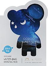 Düfte, Parfümerie und Kosmetik Feuchtigkeitsspendende milchige Ampullen-Tuchmaske für das Gesicht - The Oozoo Bear Water-Bang Hydrating Mask