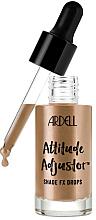 Flüssiger Highlighter - Ardell Attitude Adjustor Shade FX Drops — Bild N2