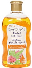 Düfte, Parfümerie und Kosmetik Kräuter-Badeschaum mit Eukalyptusöl - Bluxcosmetics Naturaphy Herbal Bath Foam