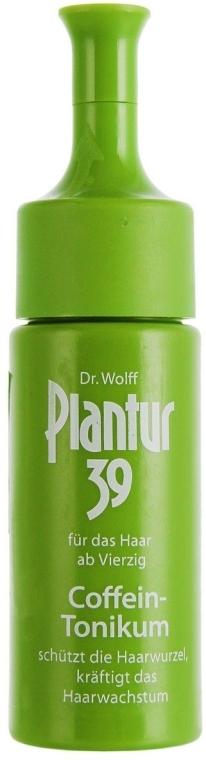 Tonikum zum Haarwachstum und Schutz der Haarwurzel mit Koffein - Plantur Coffein Tonikum — Bild N2
