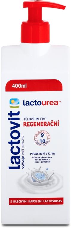 Regenerierende Körperlotion - Lactovit Body Milk