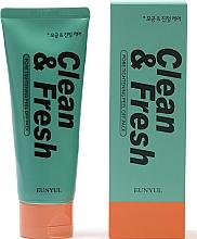 Düfte, Parfümerie und Kosmetik Peeling-Gesichtsmaske zur Porenverengung - Eunyul Clean & Fresh Pore Tightening Peel Off Pack