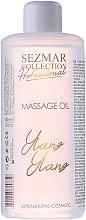 Düfte, Parfümerie und Kosmetik Massageöl Ylang Ylang - Sezmar Collection Professional Massage Oil Ylang Ylang