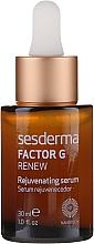 Anti-Aging Gesichtsserum mit Liposomen - SesDerma Laboratories Factor G Renew Rejuvenating Serum — Bild N2