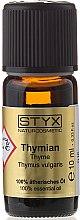 """Düfte, Parfümerie und Kosmetik Ätherisches Öl """"Thymian"""" - Styx Naturcosmetic"""