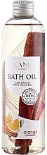 Düfte, Parfümerie und Kosmetik Bade Öl Orange und Zimt - Kanu Nature Bath Oil Orange Cinnamon