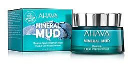 Düfte, Parfümerie und Kosmetik Tiefenreinigende entgiftende Gesichtsmaske mit mineralischem Schlamm - Ahava Mineral Mud Clearing Facial Treatment Mask