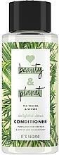 Düfte, Parfümerie und Kosmetik Entgiftende Haarspülung mit Rosmarin und Vetiver - Love Beauty&Planet Delightful Detox Conditioner