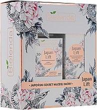 Düfte, Parfümerie und Kosmetik Gesichtspflegeset Japan Lift 50+ - Bielenda Japan Lift 50+ (Augencreme 15ml + Gesichtscreme 50ml)