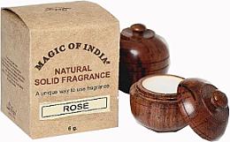Düfte, Parfümerie und Kosmetik Natürliches Creme-Parfum Rose - Shamasa