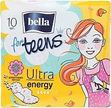 Düfte, Parfümerie und Kosmetik Slipeinlagen For Teens Ultra Energy 10 St. - Bella