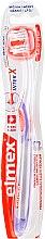 Düfte, Parfümerie und Kosmetik Zahnbürste weich violett - Elmex Toothbrush Caries Protection InterX Soft Short Head