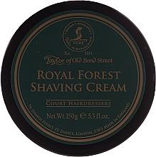 Düfte, Parfümerie und Kosmetik Rasiercreme - Taylor of Old Bond Street Royal Forest