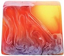 Düfte, Parfümerie und Kosmetik Handgemachte Naturseife Lime - Bomb Cosmetics Caiperina Soap