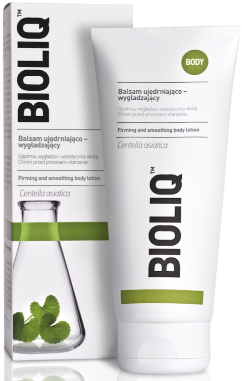 Beruhigende und straffende Körperlotion - Bioliq Body Firming And Smoothing Body Lotion