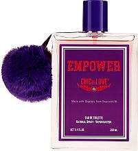 Düfte, Parfümerie und Kosmetik Chic&Love Empower - Eau de Toilette
