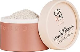 Düfte, Parfümerie und Kosmetik Loser Gesichtspuder für perfektes Finish - GRN Loose Finishing Powder