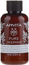 Düfte, Parfümerie und Kosmetik Duschgel mit Bio-Jasmin und ätherischen Ölen - Apivita Pure Jasmine Showergel with Essential Oils
