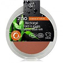 Düfte, Parfümerie und Kosmetik Kompaktrouge Nachfüller - Zao Compact blush refill