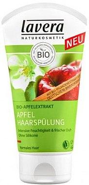 Haarspülung mit Bio-Apfelextrakt für normales Haar - Lavera Apfel Conditioner