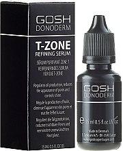 Düfte, Parfümerie und Kosmetik Verfeinerndes Serum für die T-Zone zur Porenverkleinerung - Gosh Donoderm Donoderm T-Zone Refining Serum