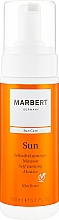 Düfte, Parfümerie und Kosmetik Selbstbräunungsmousse für mittlere Hauttöne - Marbert Sun Care Self Tanning Mousse