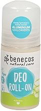 Düfte, Parfümerie und Kosmetik Deo Roll-on mit Aloe Vera - Benecos Natural Care Aloe Vera Deo Roll-On
