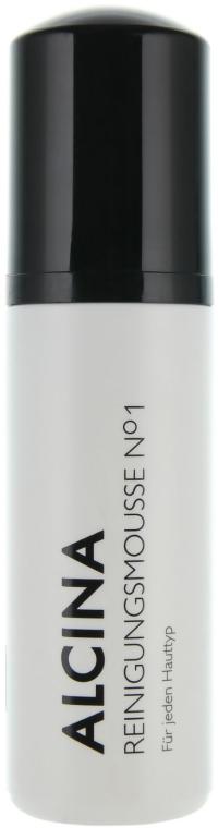 Gesichtsreinigungsschaum - Alcina №1 Cleansing Mousse