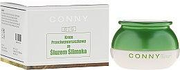 Düfte, Parfümerie und Kosmetik Anti-Falten Gesichtscreme mit Schneckenextrakt - Conny