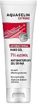 Düfte, Parfümerie und Kosmetik Antibakterielles Handgel mit 71% Alkohol - Aquaselin Extreme 71% Antibacterial Hand Gel Protect (Tube)