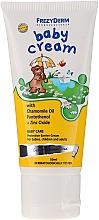 Düfte, Parfümerie und Kosmetik Windelcreme mit Kamillenöl, Panthenol und Zinkoxid für Babys, Kinder und Erwachsene - Frezyderm Baby Cream