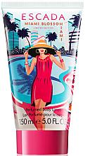 Düfte, Parfümerie und Kosmetik Escada Miami Blossom - Parfümierte Körperlotion