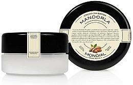 Düfte, Parfümerie und Kosmetik Rasiercreme mit Mandel - Mondial Almond Shaving Cream