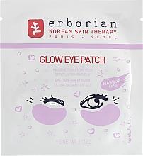 Düfte, Parfümerie und Kosmetik Tuchmaske für strahlende Augenpartie - Erborian Glow Eye Patch