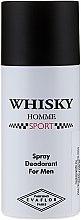 Düfte, Parfümerie und Kosmetik Evaflor Whisky Homme Sport - Deodorant