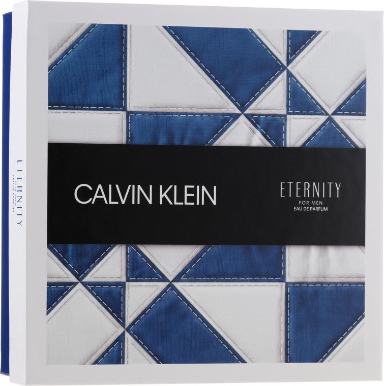 Calvin Klein Eternity For Men 2019 - Duftset (Eau de Parfum 100ml + Eau de Parfum 30ml)