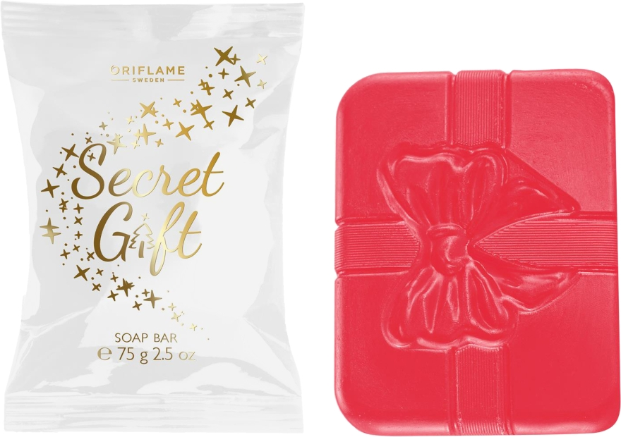 Seife Secret Gift - Oriflame Soap