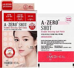 Düfte, Parfümerie und Kosmetik Beruhigende und entzündungshemmende Gesichts-Patches gegen Akne und Rötungen - Mediheal A-Zero Shot Trouble Dressing Spot Patch