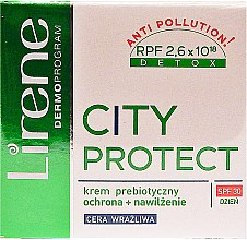 Düfte, Parfümerie und Kosmetik Tagescreme - Lirene City Protect Cream