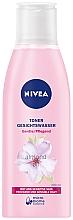 Düfte, Parfümerie und Kosmetik Pflegendes Gesichtswasser für trockene und sensible Haut - Nivea Visage Soothing Toner