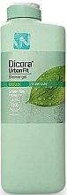 Düfte, Parfümerie und Kosmetik Detox-Duschgel mit grünem Tee - Dicora Detox Green Tea