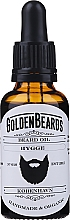 Düfte, Parfümerie und Kosmetik Bartöl Hygge - Golden Beards Beard Oil