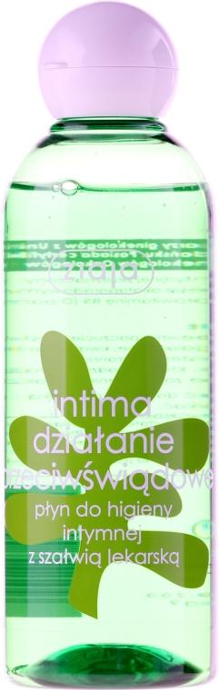 Gel für die Intimhygiene mit Salbei - Ziaja Intima Gel — Bild N1