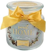 Düfte, Parfümerie und Kosmetik Duftkerze im Glas Sweet Home - Artman Sweet Home