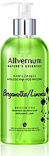 """Düfte, Parfümerie und Kosmetik Hand- und Duschseife """"Bergamotte & Limette"""" - Allvernum Nature's Essences Hand And Shower Soap"""