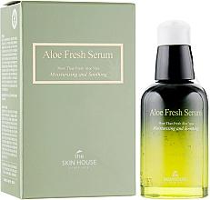 Düfte, Parfümerie und Kosmetik Feuchtigkeitsspendendes und beruhigendes Gesichtsserum mit Aloeextrakt - The Skin House Aloe Fresh Serum