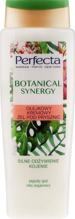 Creme-Duschgel mit Arganöl und Goji-Beere - Perfecta Botanical Synergy