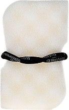 Düfte, Parfümerie und Kosmetik Badeschwamm beige - Suavipiel Black Aqua Power Massage Sponge