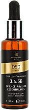 Düfte, Parfümerie und Kosmetik Lotion gegen Haarausfall mit ätherischen Ölen № 3.4.5B - Divination Simone De Luxe Science-7 DeLuxe Essential Oils