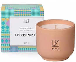 Düfte, Parfümerie und Kosmetik Soja-Duftkerze Pfefferminze - Mys Peppermints Candle